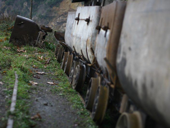 Madenci Kasabasında Yıkımın Fotoğrafı: Yerüstünden Notlar